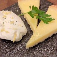 本場の濃厚チーズ
