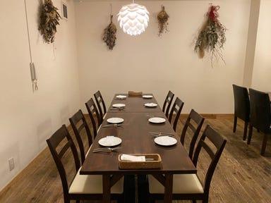イタリア料理とワイン Pinoli  店内の画像
