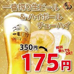 海千山千番長 京橋北店