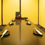個室もございますので、安心安全にお食事をお楽しみいただけます