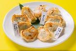 選べる焼き餃子3種盛