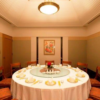 中国料理「花間」 浦安ブライトンホテル東京ベイ  店内の画像