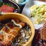 ひつまぶしコース (料理10品)