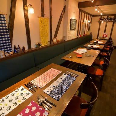 Kitchen ichimatsu  店内の画像