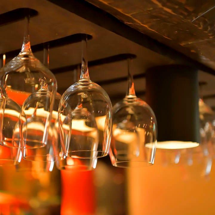 季節ワインやワインカクテルが豊富◎