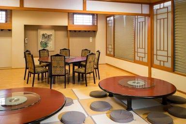 中国料理 新珠飯店 豊橋店 店内の画像
