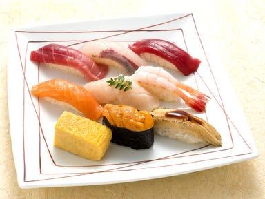 築地玉寿司 池袋サンシャイン店 メニューの画像
