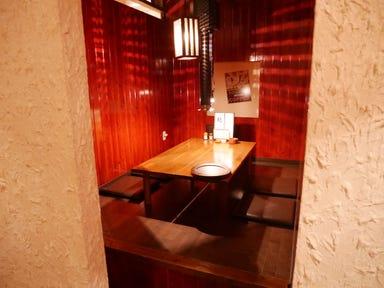 七輪炭火炙り 鳥三郎(とりさぶろう)  店内の画像