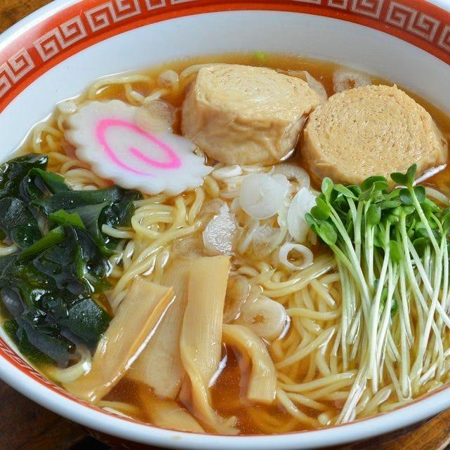 秘伝のスープは職人技!!