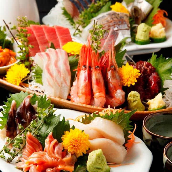 魚と酒の旨い店「ウオツネ」