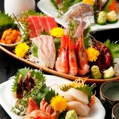 魚と酒の旨い店 ウオツネ