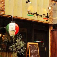 トラットリア Tibi