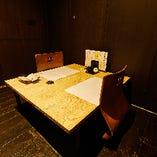 掘り炬燵席は【2名~40名様の完全個室】を完備!