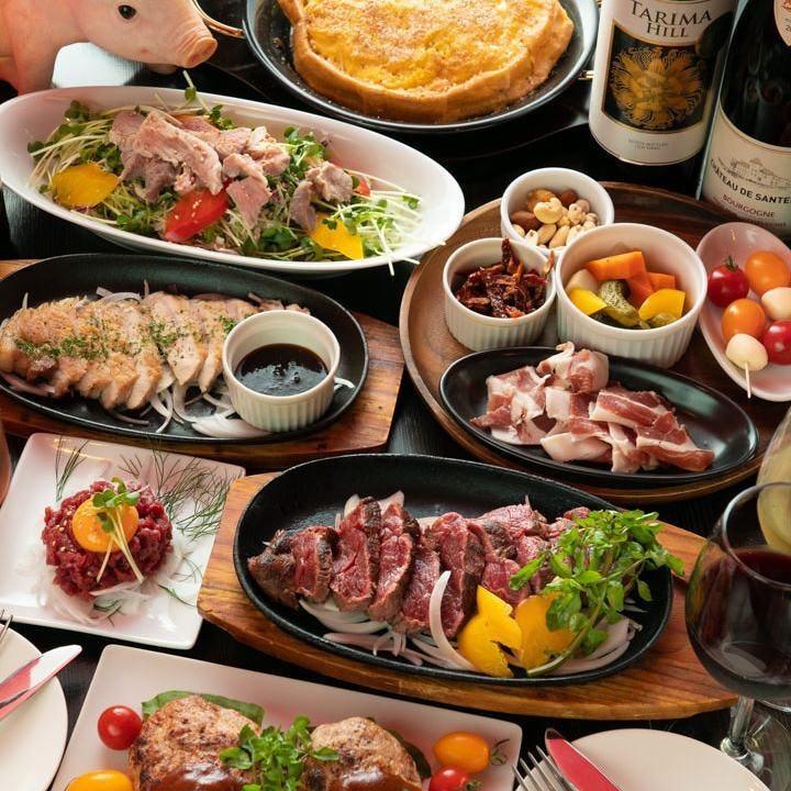 イベリコ豚・ワイン居酒屋 ドンファン 神田店