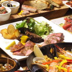個室宴会&肉バル 大手町バルALBA~イベリコ豚とワイン~