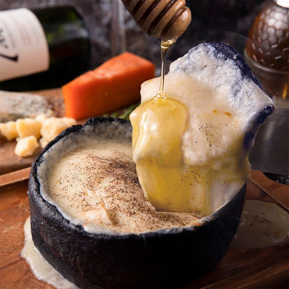 チーズと生はちみつ BeNe あべのキューズモール