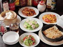 本格香港料理が食べ放題