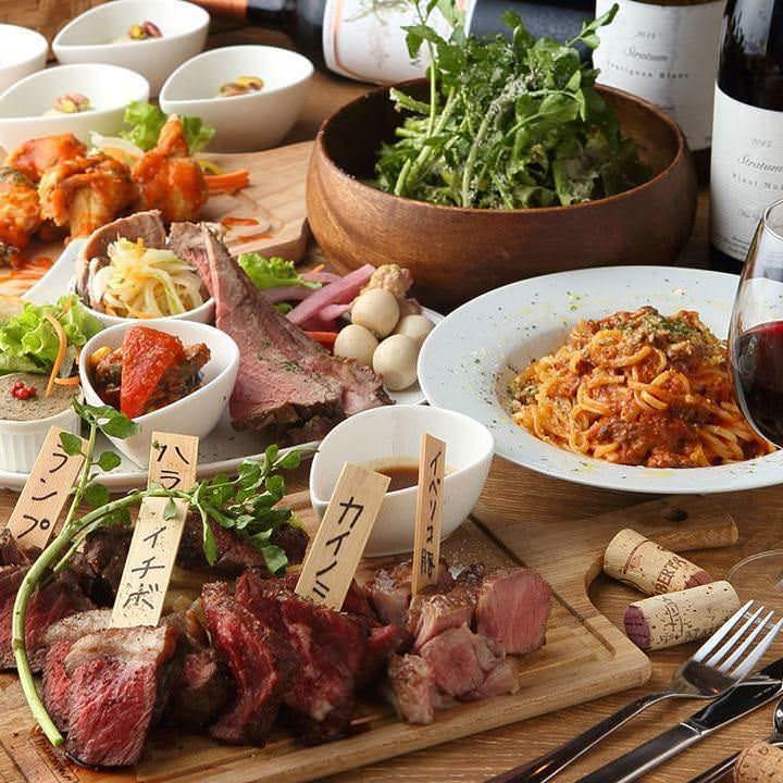 肉イタリアン パテ屋ブラチョーラ 練馬
