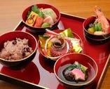 お食い初め膳 2,000円 (要予約)