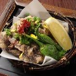 北海道直送『エゾ鹿』料理も自慢です!
