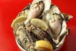 旨み凝縮蒸し牡蠣実は一番美味~