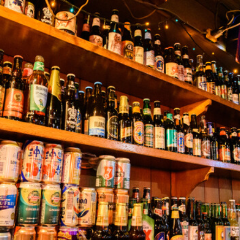 世界のビールとカントリー料理 コットン・フィールズ