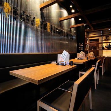 本気炭火焼き鳥料理 壱屋 本町店 店内の画像