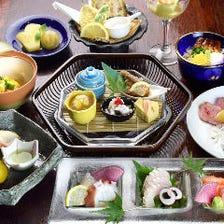 ランチ/海鮮丼からコースまでご用意