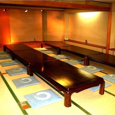 活魚と日本料理 和楽心 新庄店 店内の画像