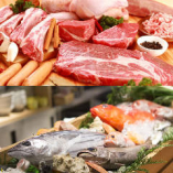 厳選肉と海鮮【国内】