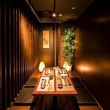 食べ飲み放題全130種類 完全個室居酒屋 京園 新宿本店 店内の画像