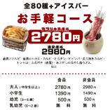 広島駅徒歩2分! 焼肉を食べ放題で♪
