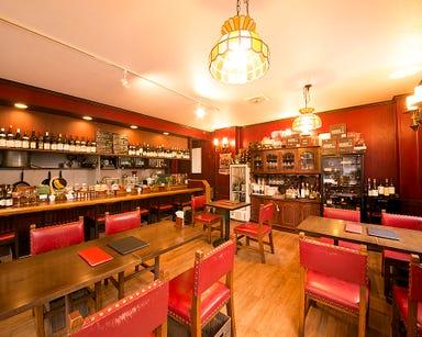 洋食とワインのお店 浅井食堂  店内の画像