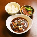 牛タンシチューサラダセット お弁当
