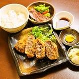 牛タンメンチカツ お弁当