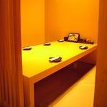 コロナ対策万全の広々とした個室でご案内いたします。