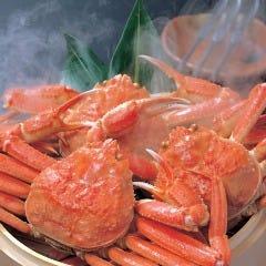 かに料理 和風料理 長野甲羅本店