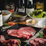 …━上野×焼肉━… 焼肉パーティーに最適なコースは5,500円〜