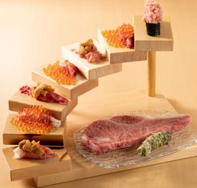 肉寿司 イタリアンバル 自称 心斎橋店  こだわりの画像