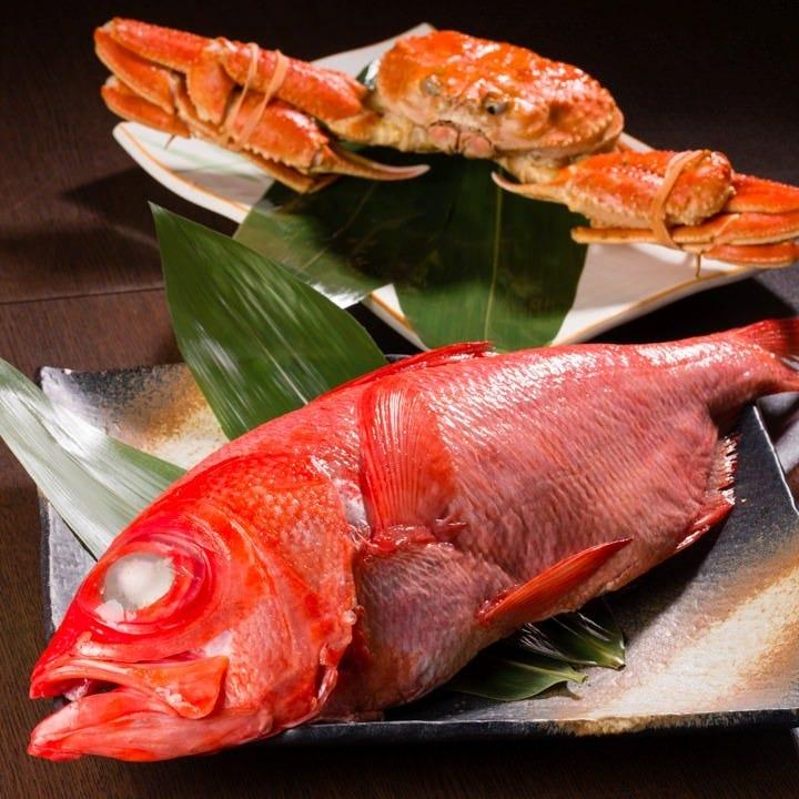 水産会社直送の獲れたて鮮魚
