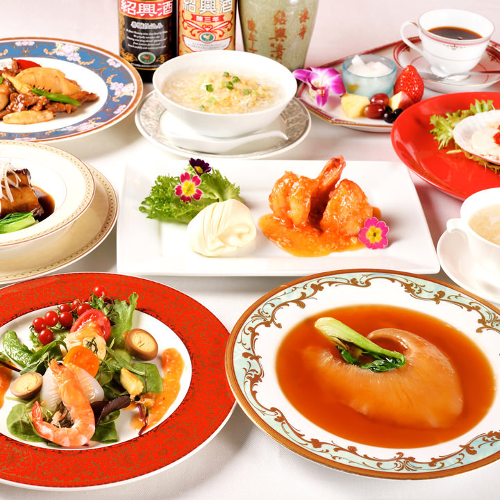 接待や記念日、お子様のお祝いや祖父母様の賀寿のお食事にも◎
