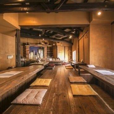 黒崎居酒屋 酒蔵BAKU  店内の画像