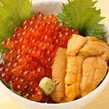 ● 北海道名物・本日の海鮮丼