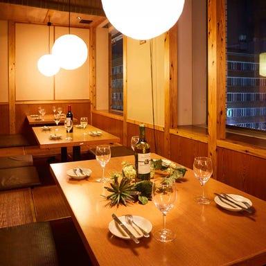 個室×チーズと肉バル Rossi‐ロッシ‐ 金沢片町店 店内の画像