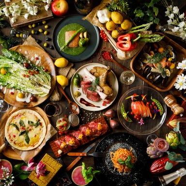個室×チーズと肉バル Rossi‐ロッシ‐ 金沢片町店 メニューの画像