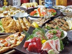 三代目網元 魚鮮水産 立川北口店