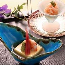 桜 6,600円(税抜)<全8品>接待・会食・顔合わせ・慶事