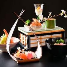 【接待・会食】懐石料理を味わう