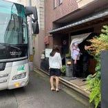 福井旅行のお食事におすすめです。最大40名様(徒歩2分程の系列店は60名様)収容可能