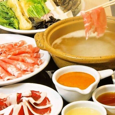 食べ放題は2400円~豊富なプラン☆